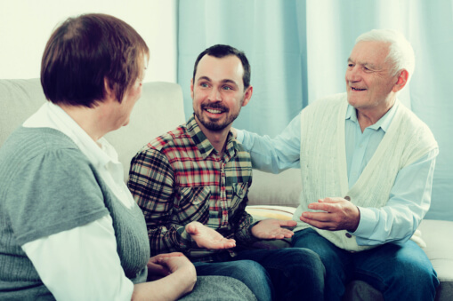 Tips and Tricks when Conversing with the Elderly
